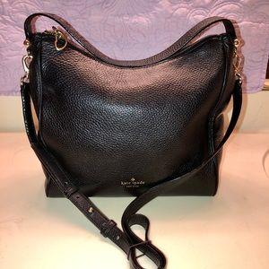 Kate Spade Black Handbag ♠️ Jackson Street Quincy